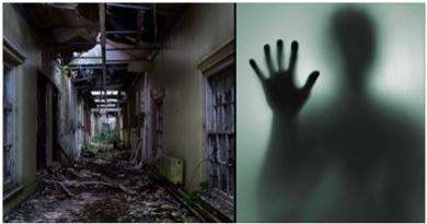 Fotograf har klart å ta bilde av et  spøkelse på et nedlagt galehus der de utførte medisinske eksperimenter!